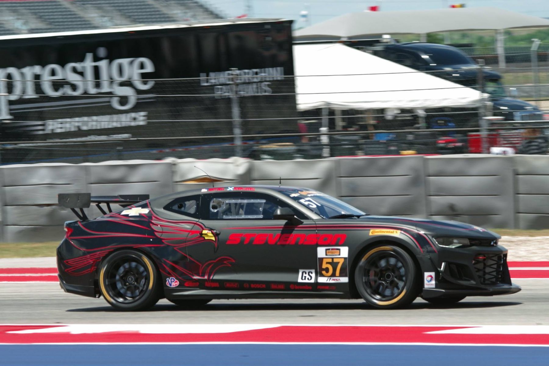 2017 Chevrolet Camaro | Victory in the Advance Auto Parts Sportscar Showdown at COTA