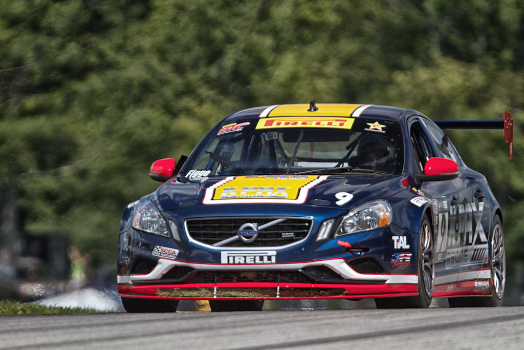 2013 Volvo S60 | K-Pax S60 at Mid-Ohio