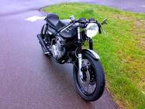Marco's 1975 CB500