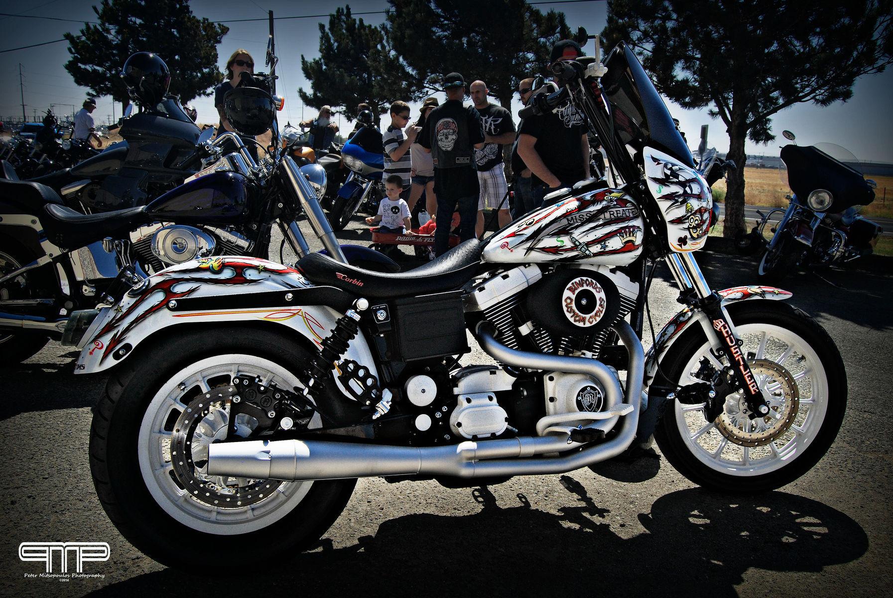 Harley-Davidson  | Custom Motorcycle