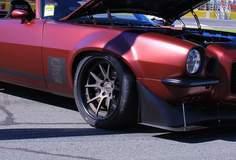 Paul VanNus' Dutchboys Hotrods '71 Camaro on Forgeline GA3C Wheels Earns Builders Choice Award at Goodguys Charlotte