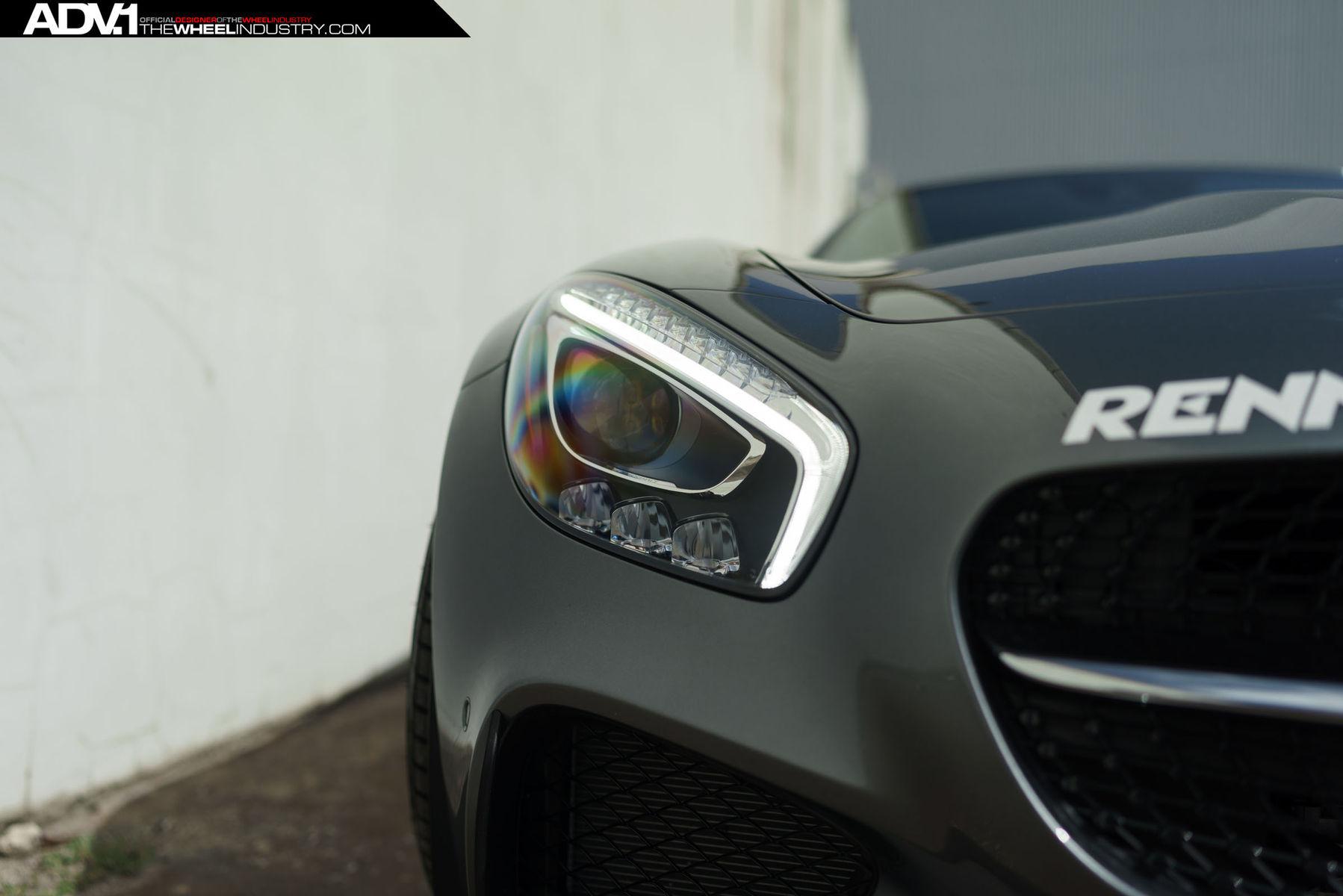 2015 Mercedes-Benz    Mercedes AMG GTS Edition 1