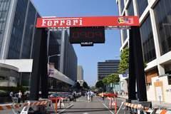 Ferrari Club of America Counter