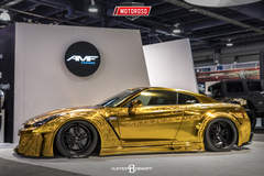 Nissan GT-R - AMF Forged Wheels SEMA 2016