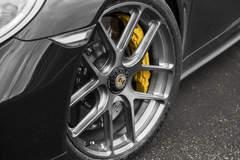 Pfaff Tuning's 991 Porsche 911 Turbo on Forgeline One Piece Forged Monoblock VX1R Wheels