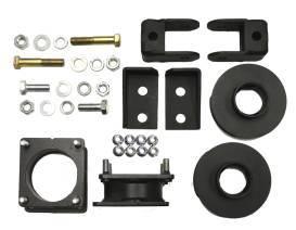 Traxda 2.5 inch lift kit
