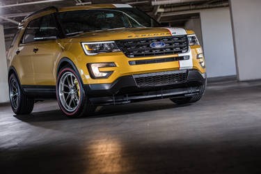 2015 Ford Explorer | 2015 Good Guys Explorer Sport