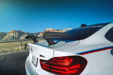 BMW M Performance Spoiler