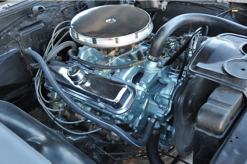 1967 Pontiac GTO   Pontiac 400 cu. in.