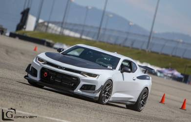 2018 Chevrolet Camaro | John Grow's JDP-Tuned Camaro ZL1 on Forgeline One Piece Forged Monoblock ZO1R Wheels