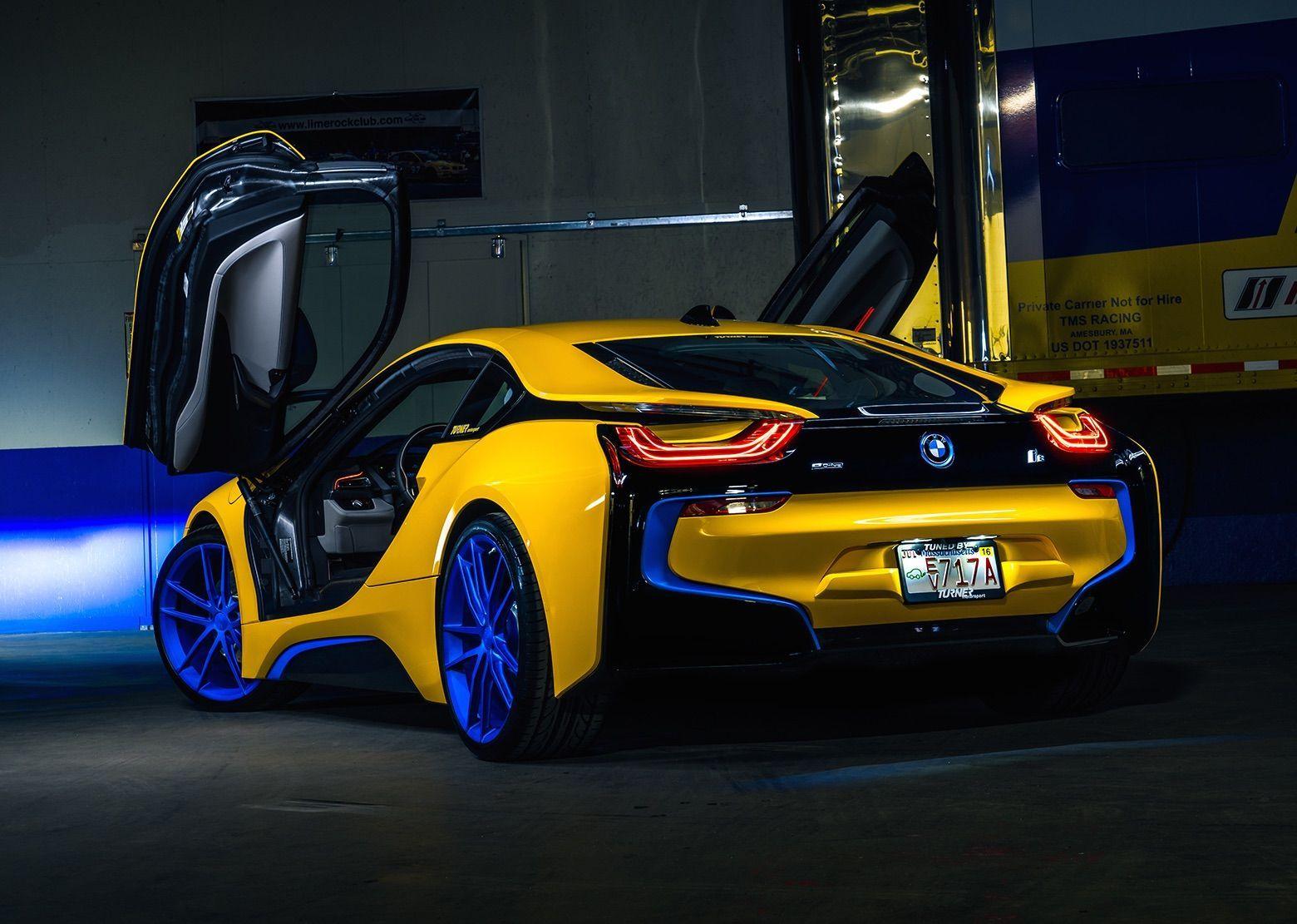 2015 BMW i8 | BMW i8 on Forgeline AR1 Wheels