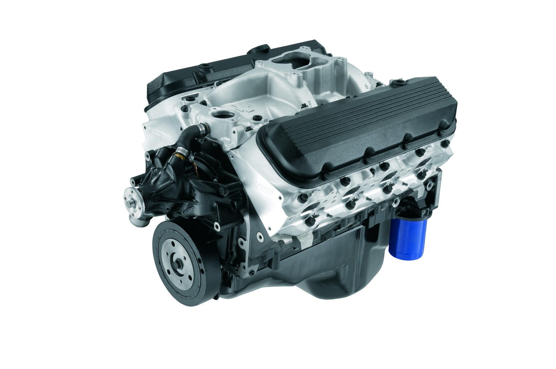 Chevrolet  | ZZ454/440