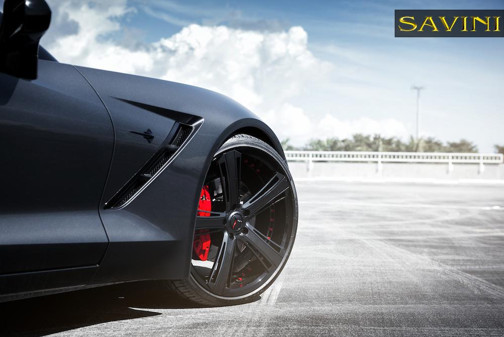 2014 Chevrolet Corvette Stingray | '14 C7 Corvette by MC Customs