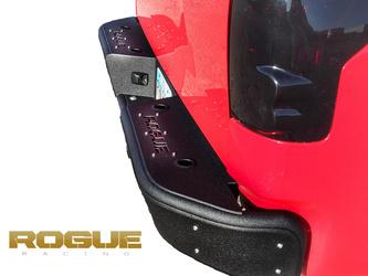 2012 Toyota Tundra | Tundra with Rogue Bumper