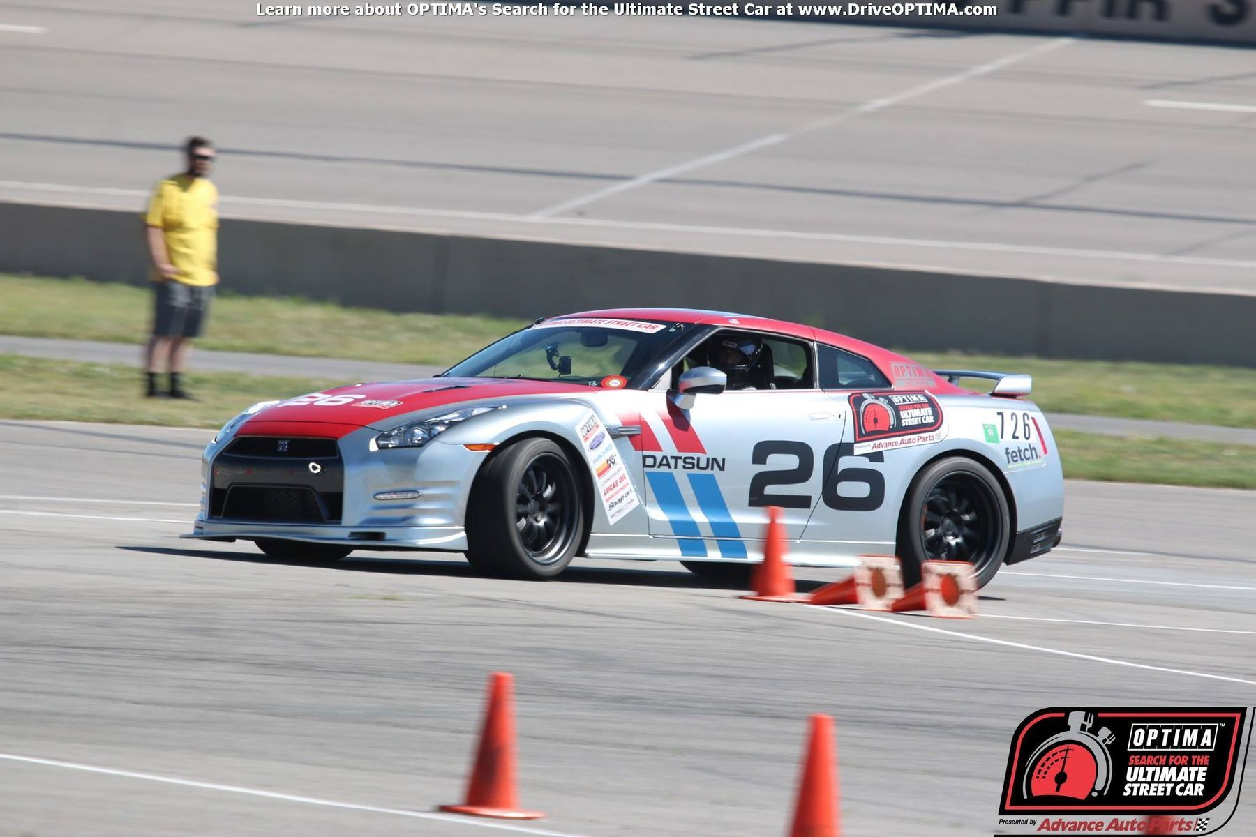 2017 Nissan GT-R | Steve Kepler Clinches 2016 USCA GTS Points Championship in Nissan GT-R on Forgeline GZ3 Wheels