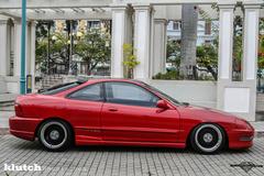 '95 Acura Integra on Klutch SL1's