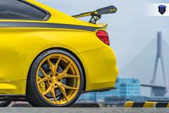 BMW M4 Pair - Wheel Gap