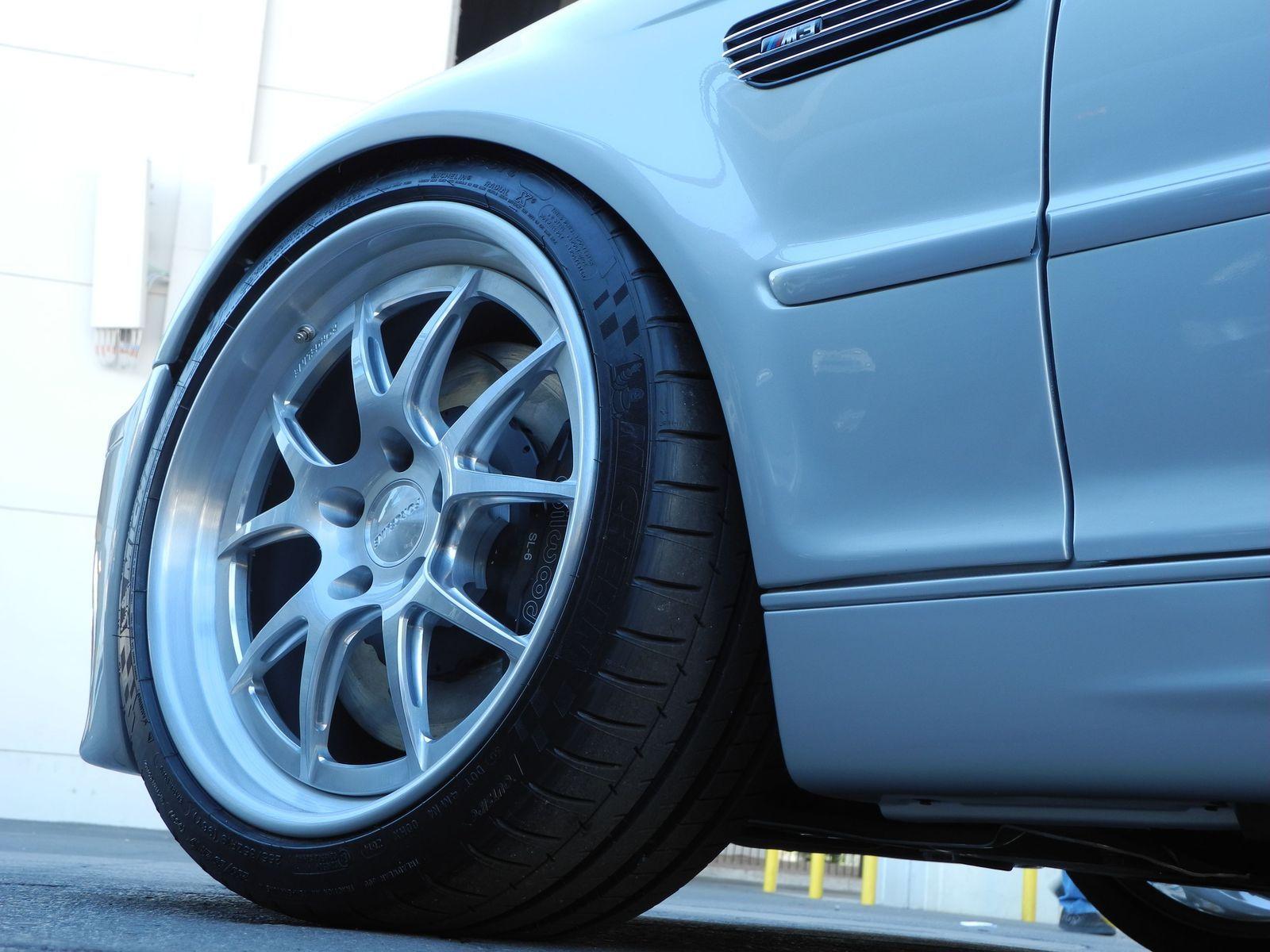 2006 BMW M3 | Stanced BMW E46 M3 on Forgeline GA3 Wheels