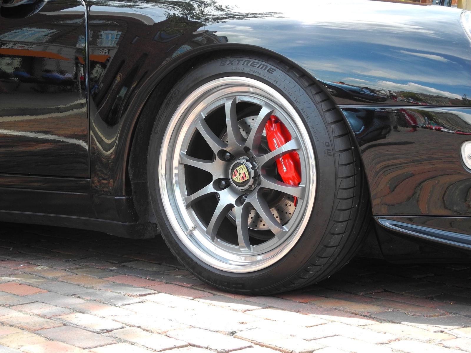 1996 Porsche 911 | Porsche 993 Targa on Forgeline ZX3R Wheels