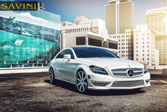 '14 Mercedes CLS by MC Customs