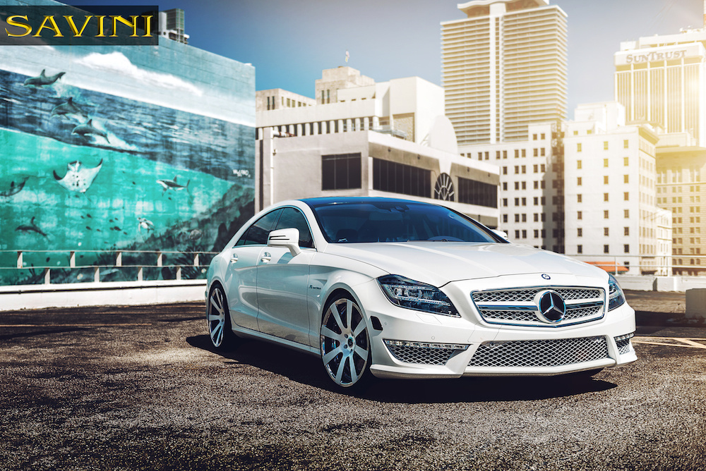 2014 Mercedes-Benz CLS-Class | '14 Mercedes CLS by MC Customs