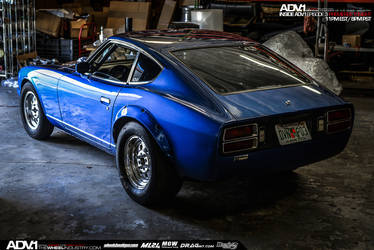 Inside ADV.1 : Single Turbo 2JZ 280Z