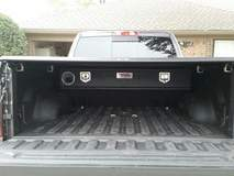 Chevy with Tonneau cover & FTC44 Fuelbox