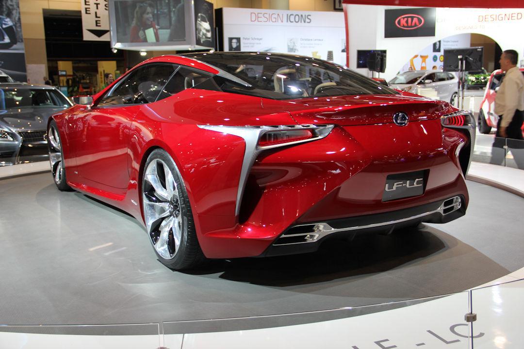 Lexus  | Lexus LF-LC Concept
