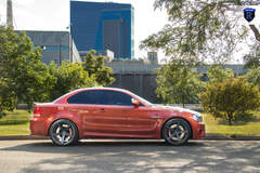 Lowered BMW M2 - Right Side Wheels
