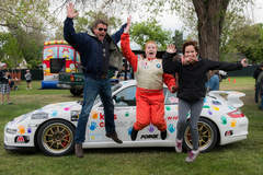 Hands Together For A Cure GT3