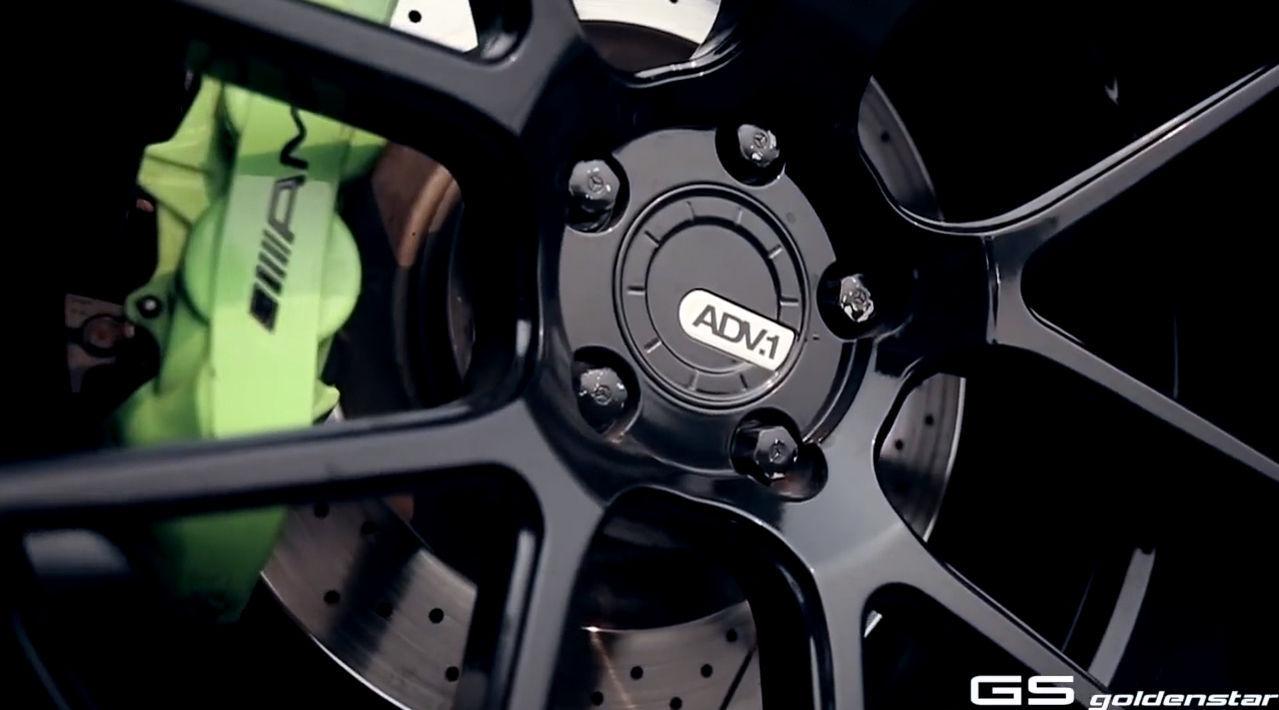 2013 Mercedes-Benz C63 AMG | BGST C63 Wide Body Conversion ADV 1 Wheels