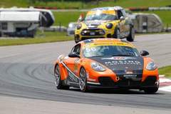 Murillo Racing Wins IMSA CTSC ST Class at Canadian Tire Motorsports Park with Porsche Cayman on Forgeline One Piece Forged Monoblock GS1R Wheels