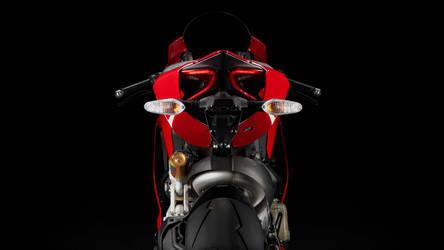 2014 Ducati  | Ducati 1199 Panigale R - Taillights