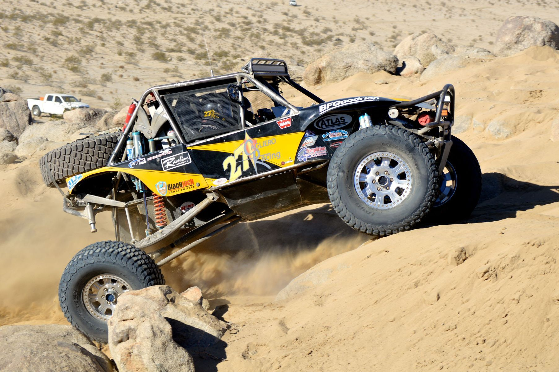   2016 Ultra4 - King of the Hammers
