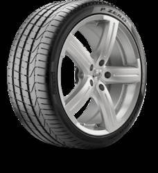 Pirelli P-Zero (255/30ZR21 front, 335/25ZR22 rear) tires