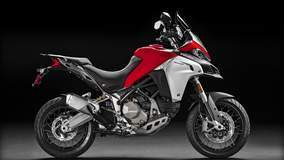 Multistrada 1200 Enduro - Side Angle Shot