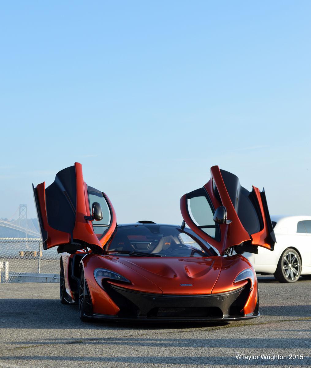 McLaren P1 | P1