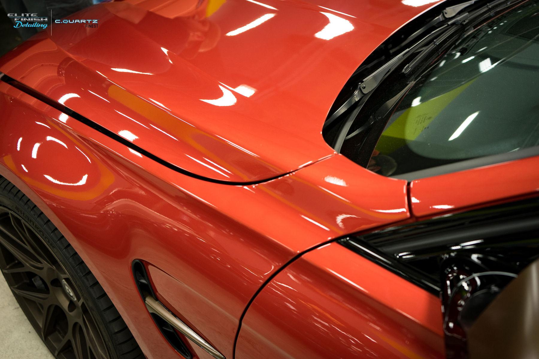 2014 BMW M3   How to use CarPro Reload Spray Sealant