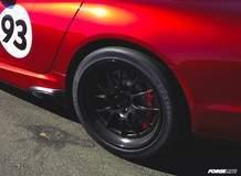 Dodge Viper G5 Track Toy on Forgeline GA3R-6 Wheels