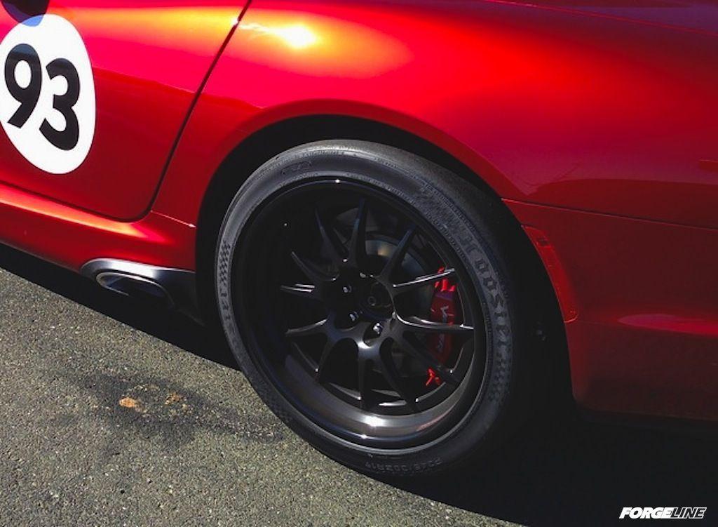 2013 Dodge Viper | Dodge Viper G5 Track Toy on Forgeline GA3R-6 Wheels