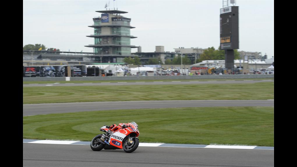 2013 Ducati  | 2013 MotoGP - Indianapolis