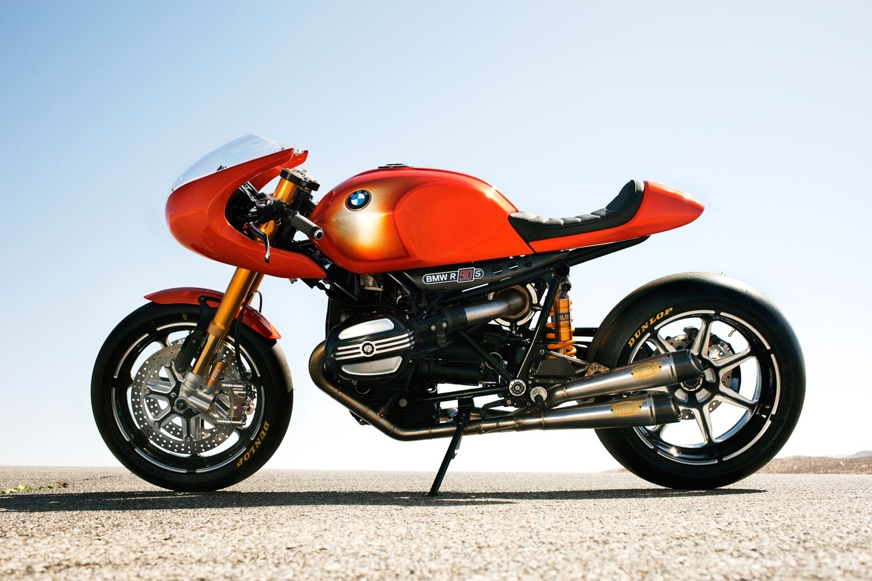 BMW F650 | Concept R90s