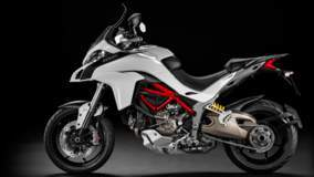 Multistrada 1200 S - Side View
