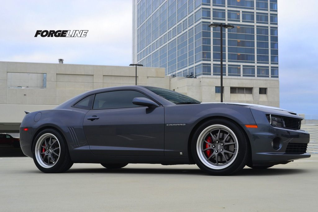 2010 Chevrolet Camaro | Todd's 2010 Camaro SS on Forgeline GA3 Wheels