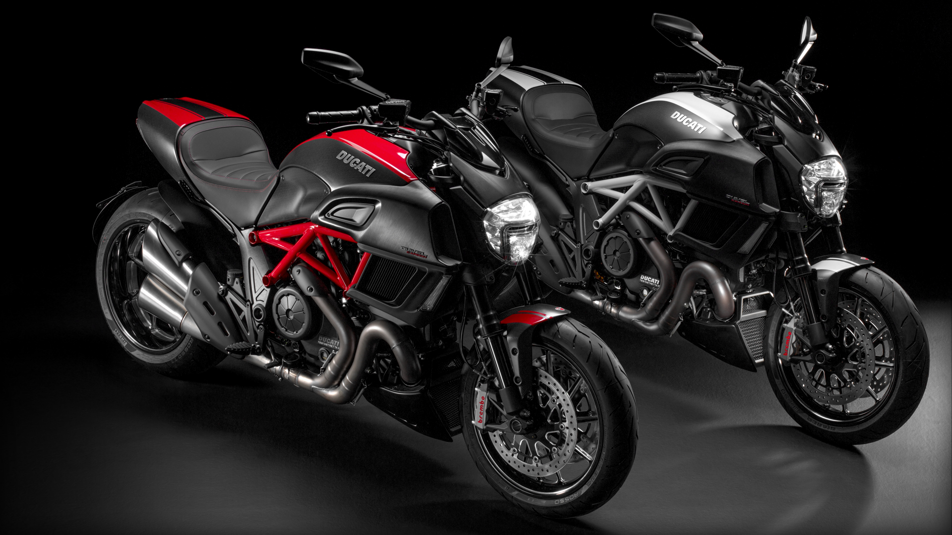 2014 Ducati DIAVEL CARBON | Ducati Diavel Carbon