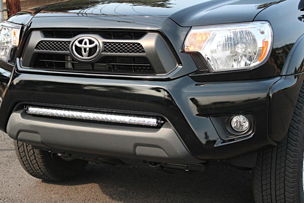 Toyota Tacoma | Rigid Industries Bumper Mount Kit - Toyota Tacoma 2005-2014
