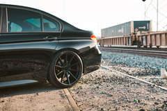 BMW 330i - Rear Left Wheel
