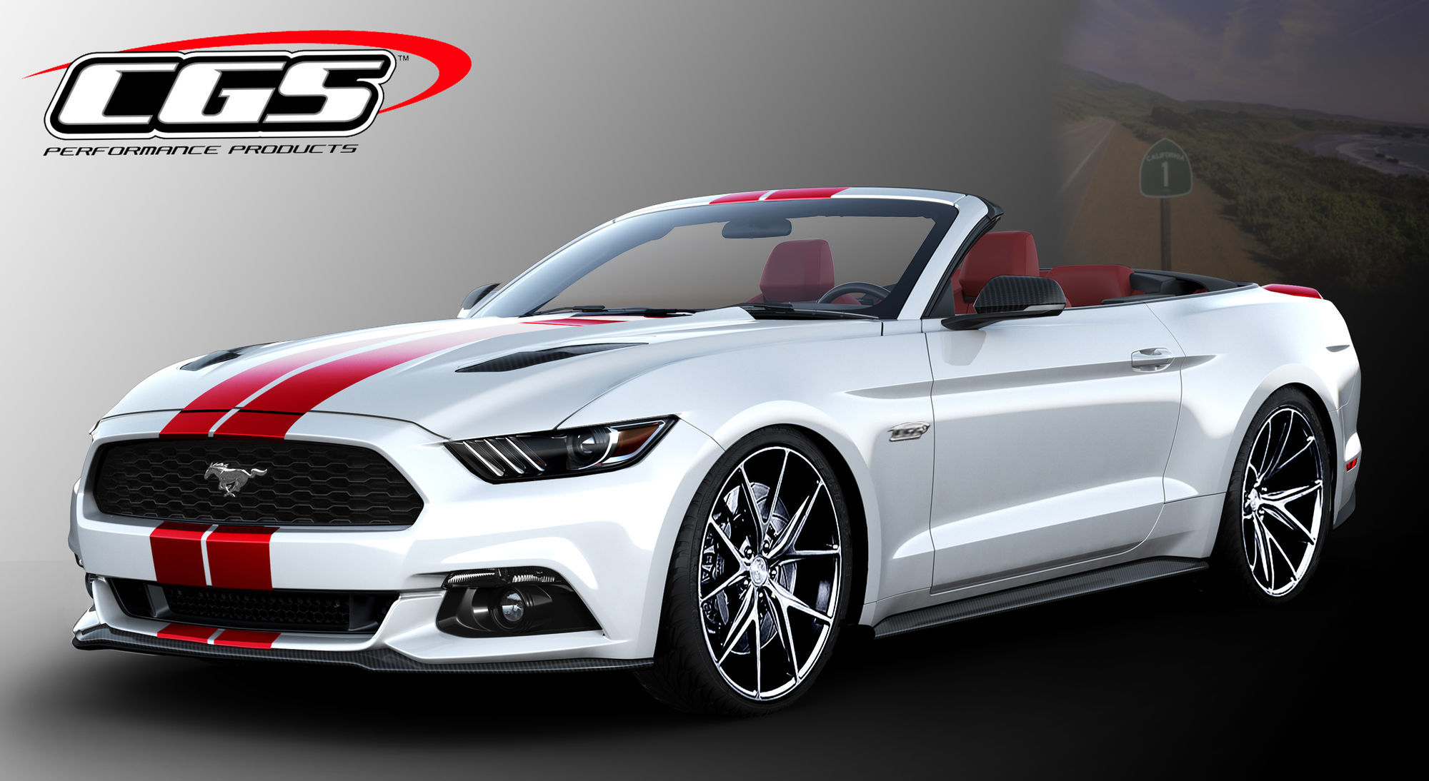 2015 Ford Mustang | 2015 CGS Performance Ford Mustang