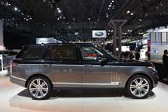 Land Rover SVO Exploration