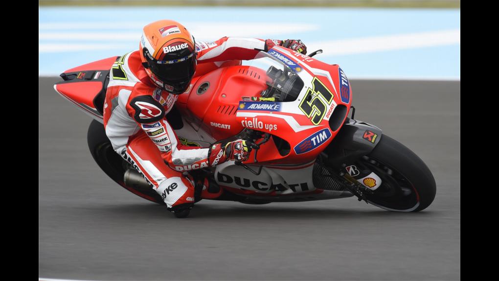 2014 Ducati  | MotoGP Round 3 - Argentina - Pirro